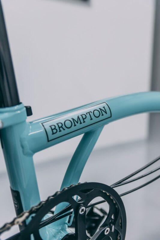 Brompton XPEL PPF wrap