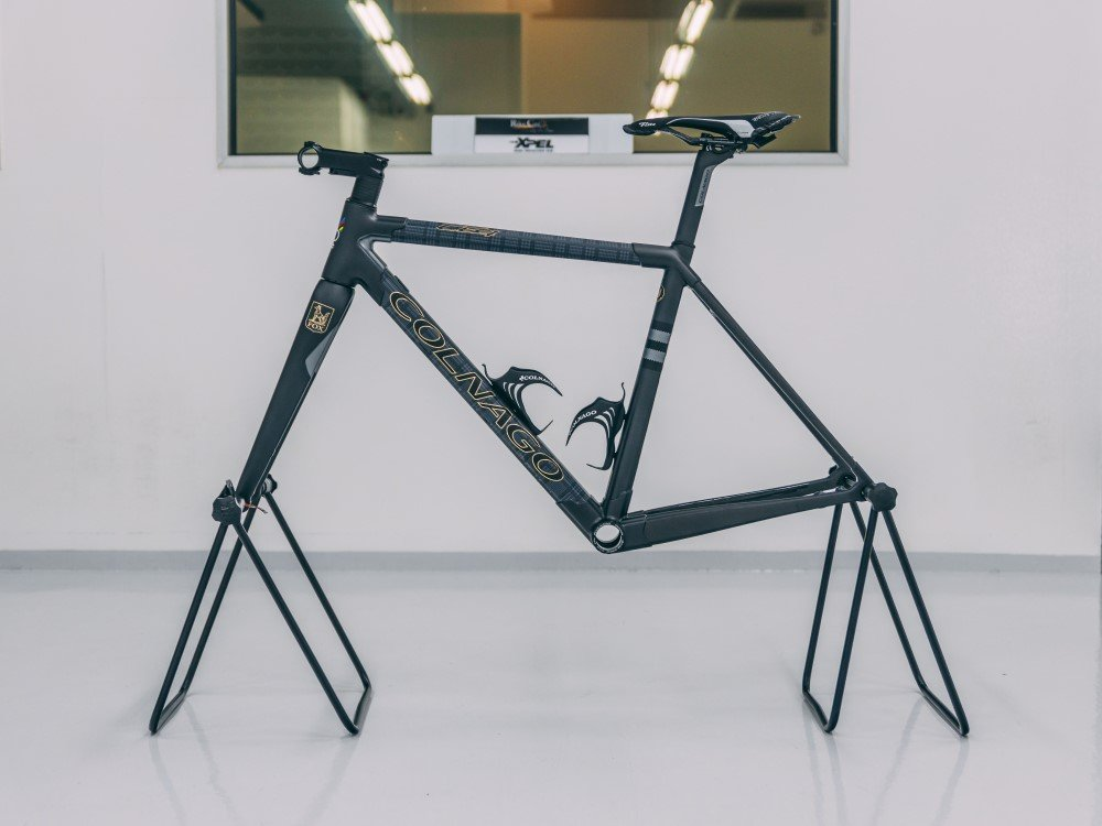 Protect your colnago bicycle with XPEL films