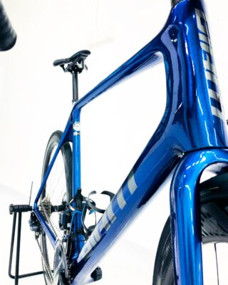 Protect your Giant Bike with XPEL Paint Protection Film