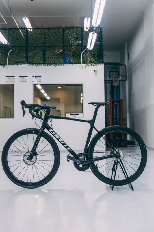 XPEL Stealth on Giant TCR frame