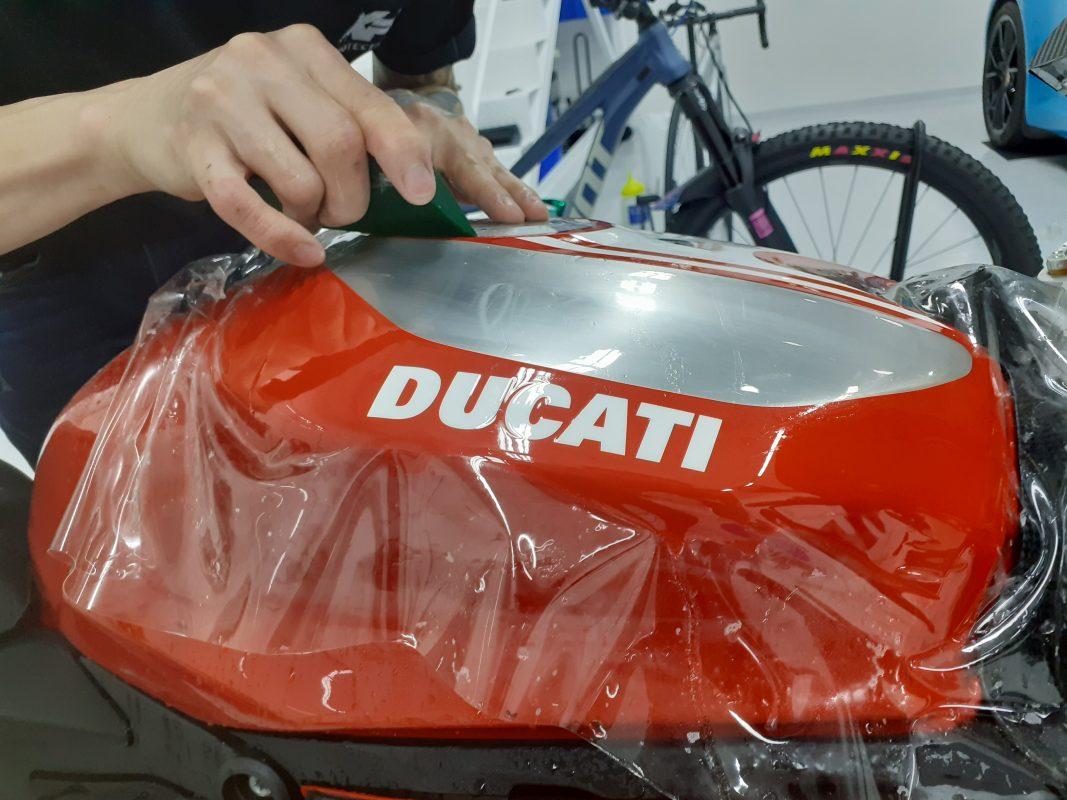 Ducati Corse Xpel Ultimate Plus PPF