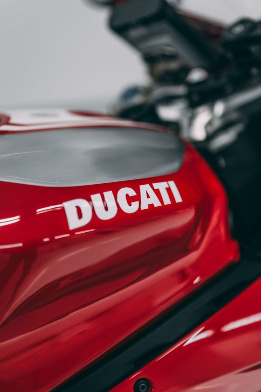 Ducati Corse Xpel Ultimate Plus paint protection film